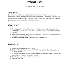 how to write a painless product requirements document