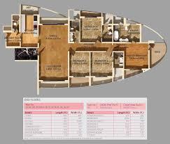 dosti group builders dosti the majesta floor plan dosti the