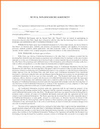 8 non disclosure confidentiality agreement template purchase