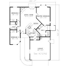 adobe house plans adobe southwestern style house plan 3 beds 2 00 baths 1276 sq ft