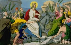 Image Of Christ by How Did Christ Ride A Donkey And A Colt At The Same Time