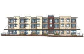 Multifamily Building Plans Sw Lot Elevation Jpg 5104 3312 Mixed Use U0026 Multi Family