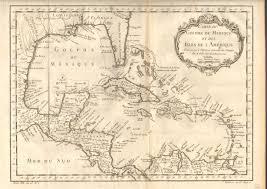 Map Of Caribbean by Caribbean Maps Prints Photographs Ephemera Pennymead Com