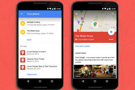 Maps Google Com San Francisco by Google Now Lets You View Custom Maps In The Main Android Maps App