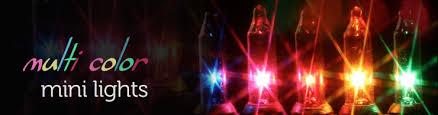 multi color mini lights