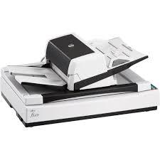 amazon com fujitsu fi 6770 flatbed scanner pa03576 b105 electronics