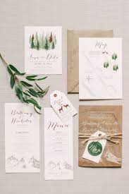 best 25 mountain wedding invitations ideas on pinterest rustic