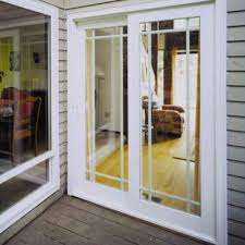 Stanley Patio Doors Stanley Doors In X In Glacier White Righthand Sliding Low Sliding