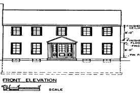 simple colonial house plans 28 colonial two story house plans colonial style homes colonial