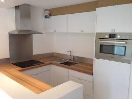 cuisine blanc mat cuisine sur mesure capbreton hossegor seignosse vieux boucau