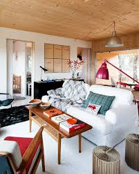 mixing mid century modern and rustic thedesignerpad thedesignerpad mixing at its best