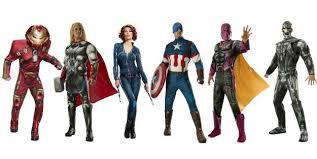 Avengers Halloween Costume Halloween Costume Ideas Groups 6 Halloween Costumes Blog