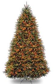 9 christmas tree three posts fir 9 hinged green artificial christmas tree with 900