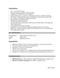 ritesh sap sd resume