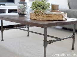 diy 29 diy coffee table rustic x coffee table make your own