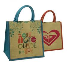 small wholesale reusable jute bags promotional jute totes