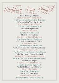 wedding songs wedding day playlist smith wedding wedding