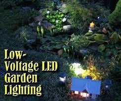 Low Voltage Led Landscape Lights Led Low Voltage Garden Lights Related Post Led Low Voltage