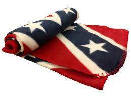Why The Confederate Flag Is Offensive Deluxe Rebel Confederate Flag Fleece Baby Blanket 30 X 40 Inches