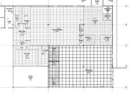 Manufacturing Floor Plan by Itc Manufacturing Compass Construction