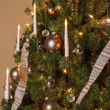 novelty lights 12 led tree taper candles with remote