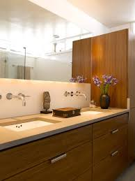 High End Bathroom Vanity Lighting Chicago High End Faucet Kitchen Scandinavian With Open Shelving L
