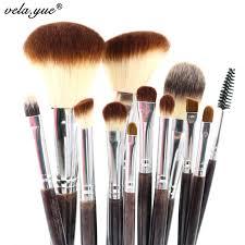 discount professional makeup cheap discount professional makeup brush set 12pcs high quality