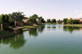 phoenix arizona waterfront homes embarcadero luxury waterfront
