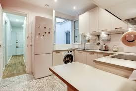 cuisine d appartement rénovation d un appartement ancien pour des expats étrangers