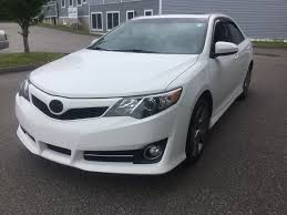 2013 toyota camry se sedan pre owned 2013 toyota camry se 4d sedan in torrington 2651u