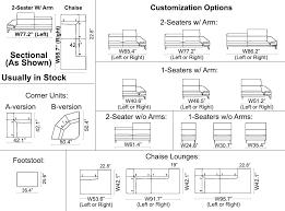 Sectional Sofa Dimensions by Modern Sectional Sofa Amadeus By Seduta D U0027arte Sofas