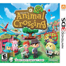 nintendo animal crossing new leaf nintendo 3ds walmart com