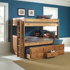 Simply Bunk Beds  FullFull With Trundle - Simply bunk beds