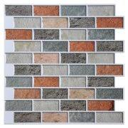 Self Stick Backsplash Tiles - Adhesive kitchen backsplash