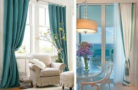turquoise color curtains ideas sheer turquoise curtains put