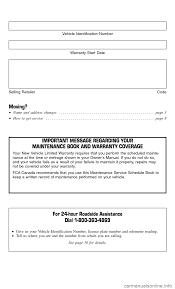 2006 chrysler 300 owners manual chrysler 300 2017 2 g warranty booklet
