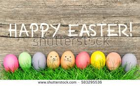Easter Decorations Eggs by Easter Eggs Cute Bunny Funny Decoration Stock Photo 565004161
