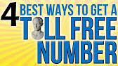 How To Get A Vanity Number How To Find A Free Vanity Toll Free Phone Number Youtube