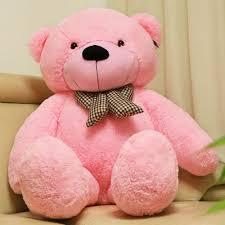 big teddy 63 pink teddy 160cm stuffed animals plush