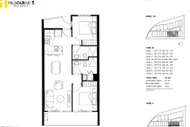 The Panorama Floor Plan by Panorama 519 101 Tram Road Doncaster Melbourne 1 Real Estate