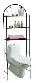Bathroom Shelving Storage 3 Shelves Space Saving Bathroom Shelving Unit