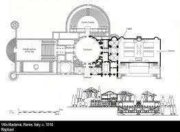Italian Villa House Plans by Villa Madama Raphael Rome Italy 1516 Pictures Pinterest