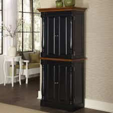 Corner Cabinet Black Kitchen Cabinet Free Standing Black Kitchen Storage Cabinet