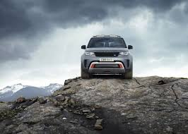 2018 land rover discovery black discovery svx land rover reveals all terrain champion at