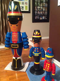 my soldier boys clay pot crafts pinterest christmas clay
