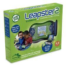 leapfrog leapster2 gaming system green amazon co uk toys u0026 games