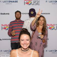 red bull media house photo booth
