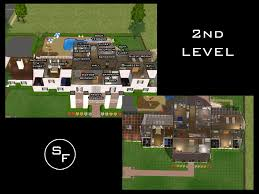 sims floor plans 16 sims 3 floor plans mansion mod the sims halliwell manor