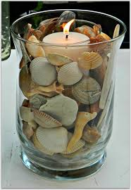 Vase Deco Deco Seaside With Candle In A Vase 15 Easy To Implement Ideas