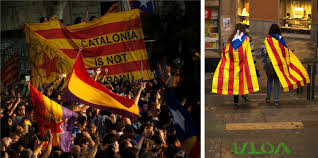 The Spain Flag Opinion We Are All Catalonians Now Why The Spanish